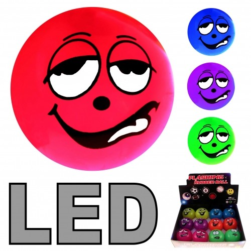 LED :-) Smiley Leuchtball